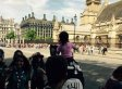 Man And Toddler Brandishing ISIS Flags Patrol Westminster, Are Not Arrested
