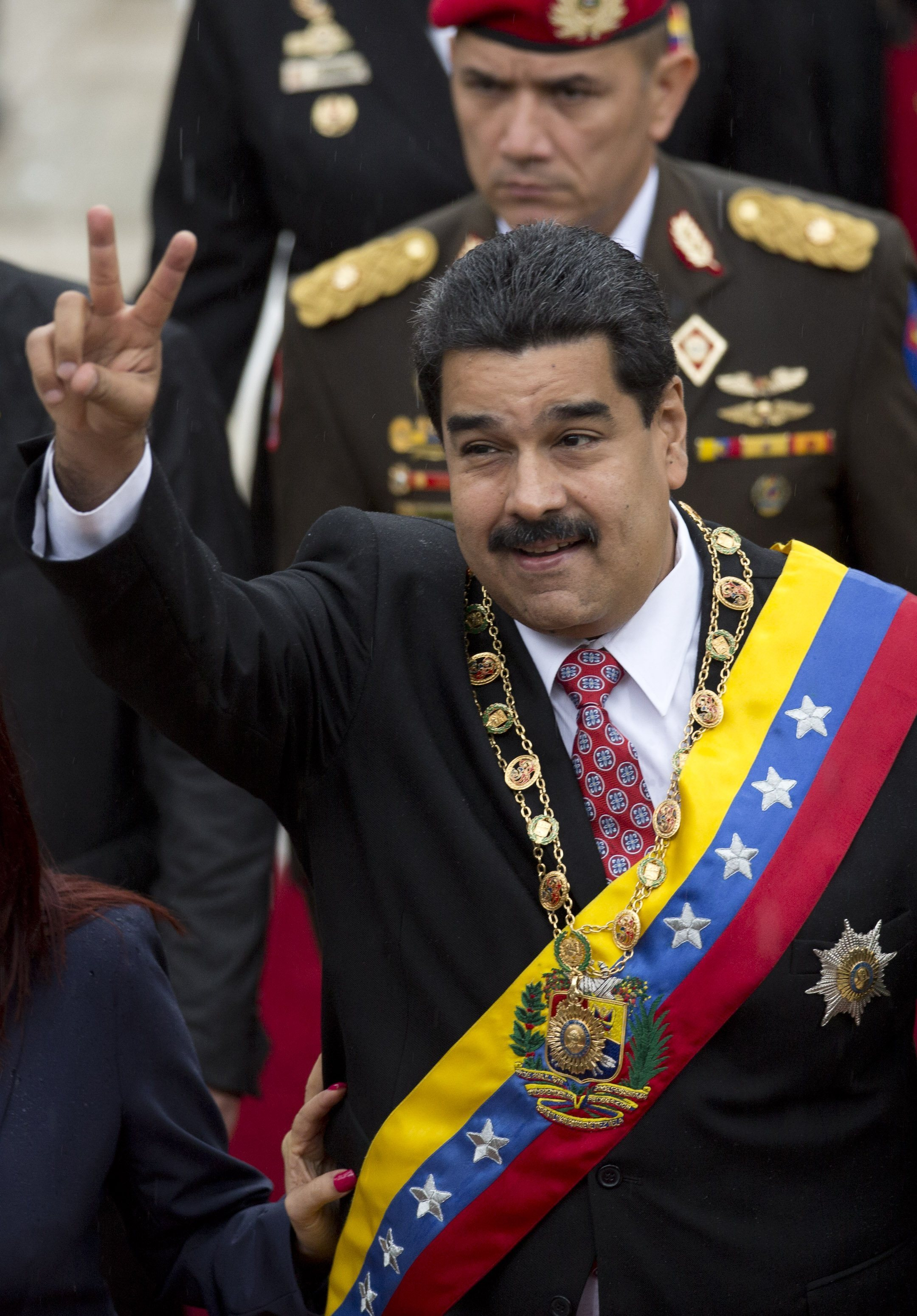 maduro venezula