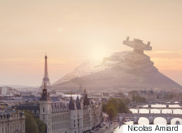 Artist Fulfils Our Geek Dreams By Asking: 'What If Star Wars Were Real?'