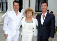 Stars Pay Tribute To Simon Cowell's Late Mother