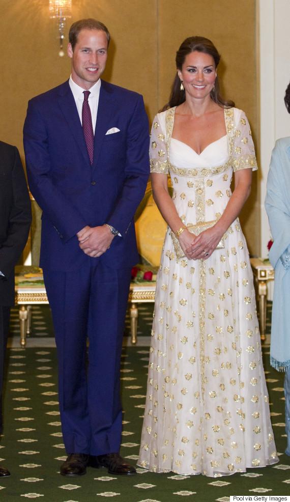duchess cambridge istana negara