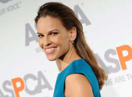 Hilary Swank Shares The Best Way For Women To Support Other Women