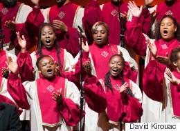 Festival de jazz: les voix du Seigneur