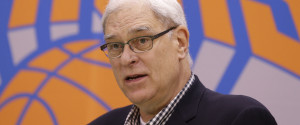 PHIL JACKSON KNICKS