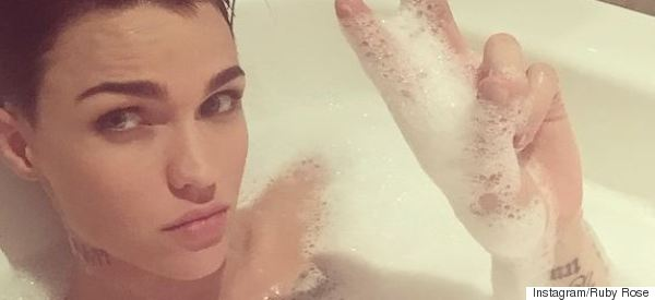 Fancy A Deeks At Some Of Ruby Rose's Most Naked Pics?