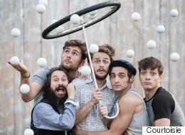 «Machine de cirque» débarque à Montréal avec un «dream team» circassien