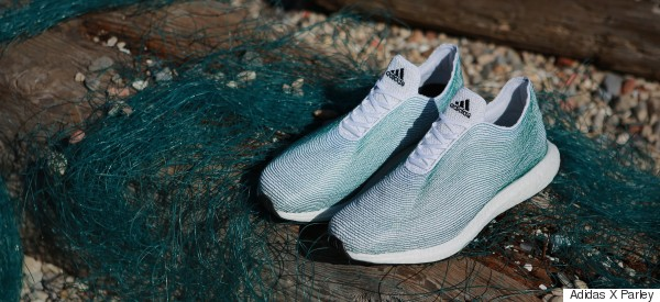Adidas' New Trainers Are Rubbish, Quite Literally In Fact
