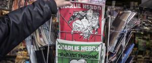 JOURNAUX CHARLIE HEBDO