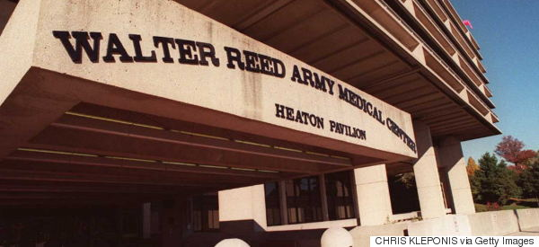 Police Respond To Report Of Single Shot Fired At Walter Reed
