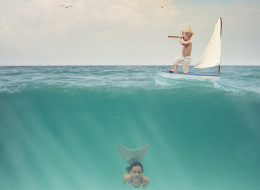 15 Whimsical Photos That Bring Kids' Imaginations To Life