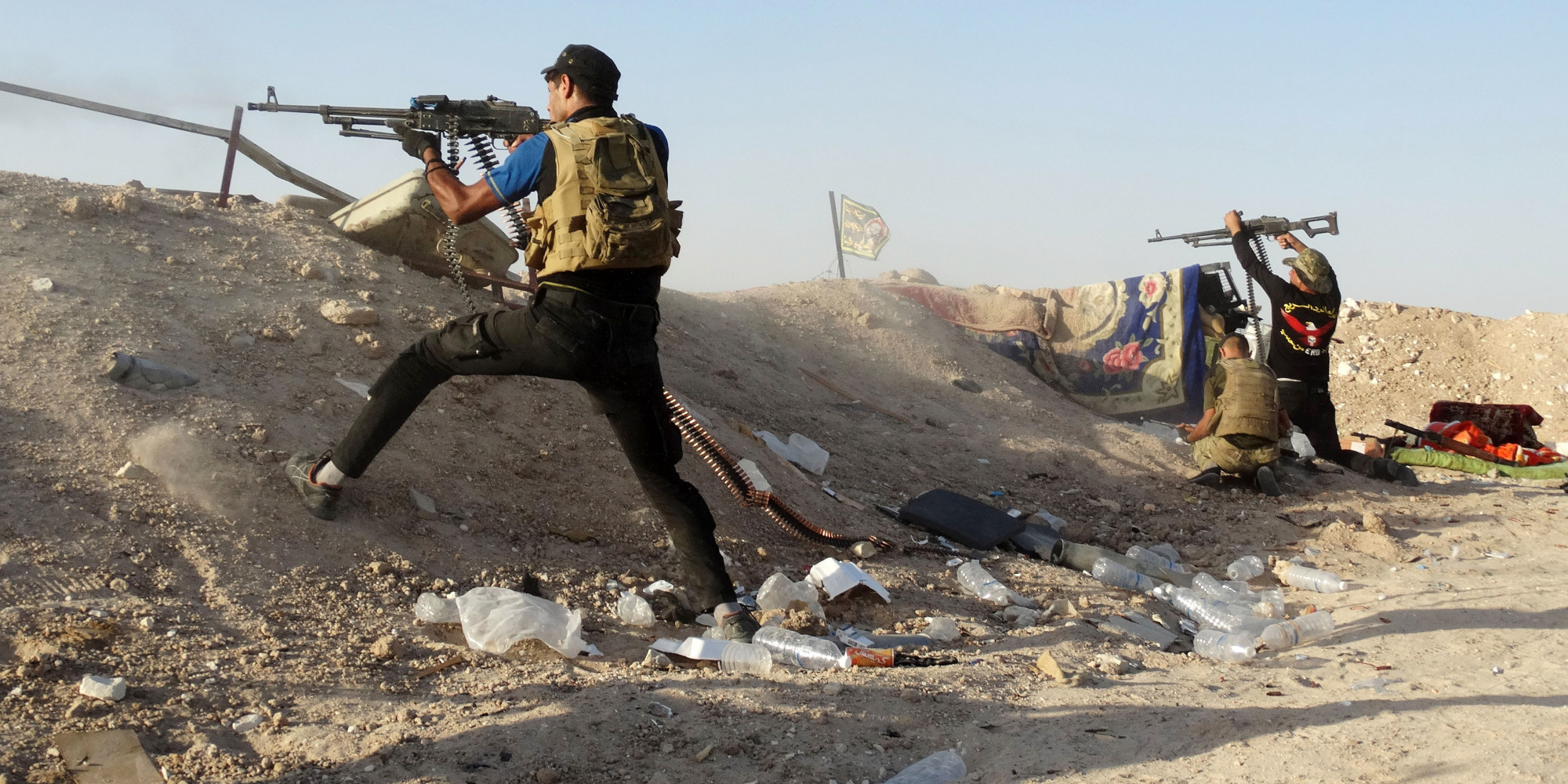 Prosecuting the Islamic State Fighters Left Behind