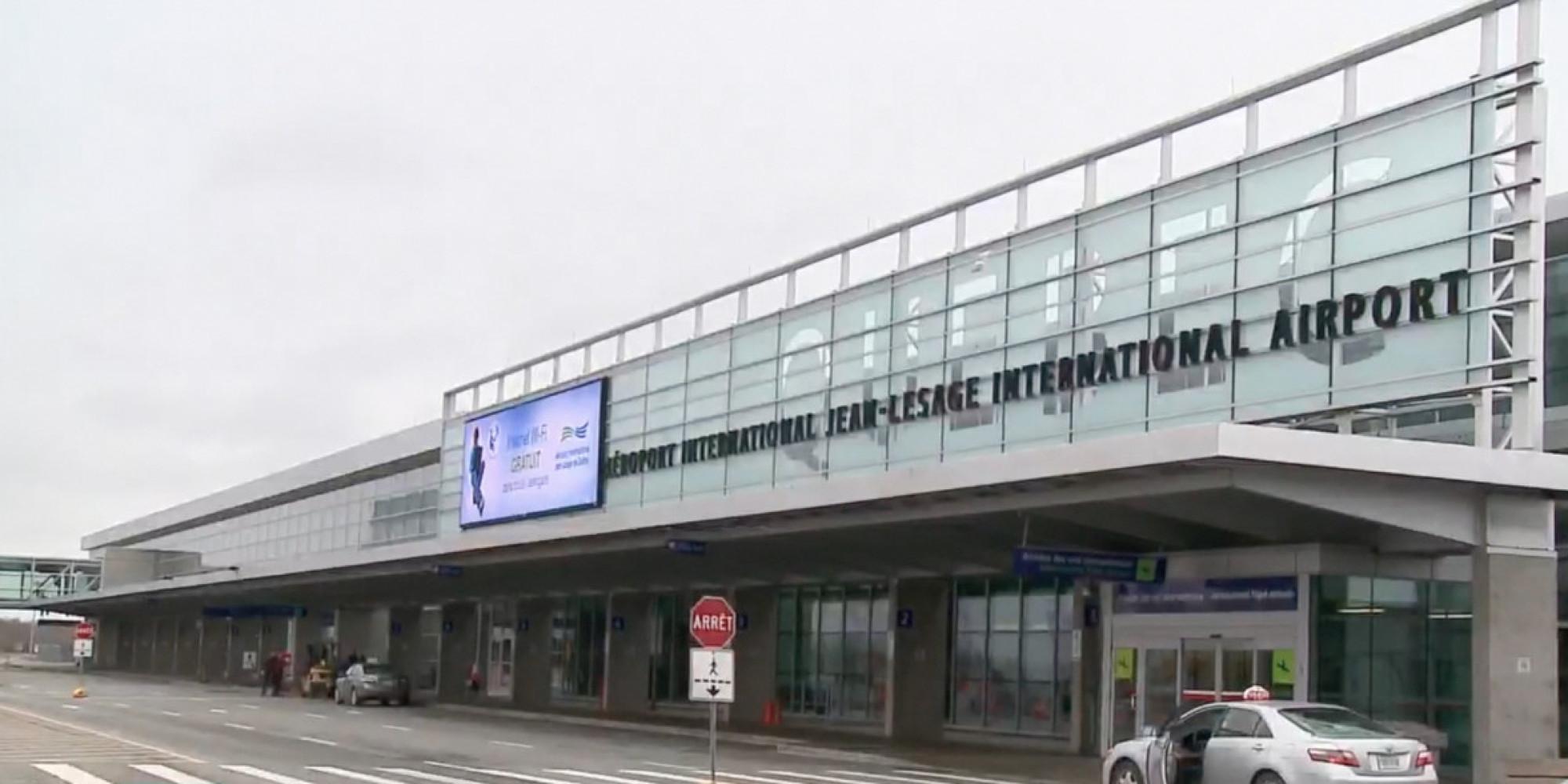 Aeroporto Quebec : Aéroport international jean lesage fin des frais pour