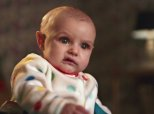 Epic Slo-Mo Ad Features Babies' Adorable 'Poo Faces'