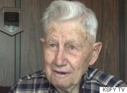 101-Year-Old Man Still Competing In National Senior Games