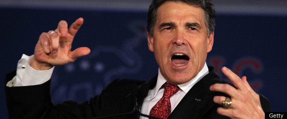 RICK PERRY JOBS