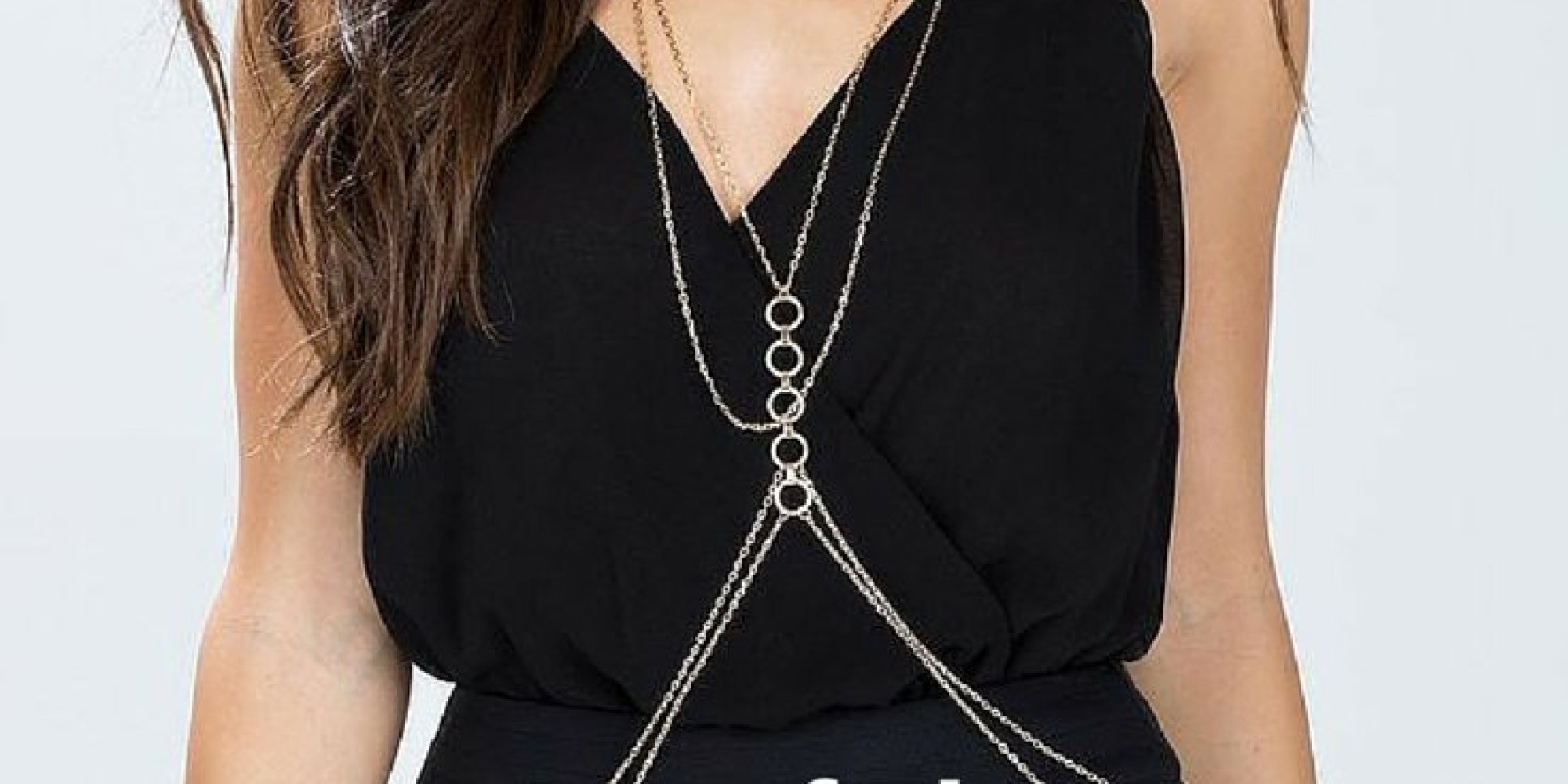 11 Times Body Chains Were Completely Classy