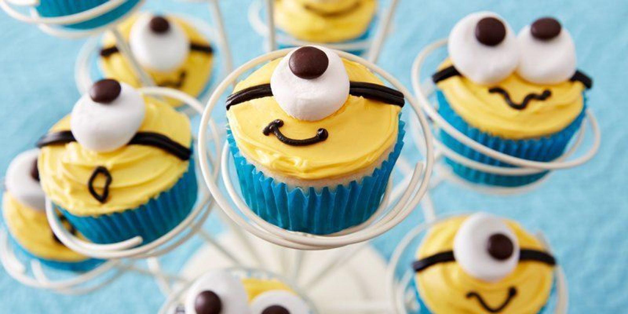 Minion Birthday Party with Free Printables  Cupcake Diaries
