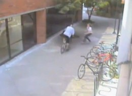 Bike Thief Takedown