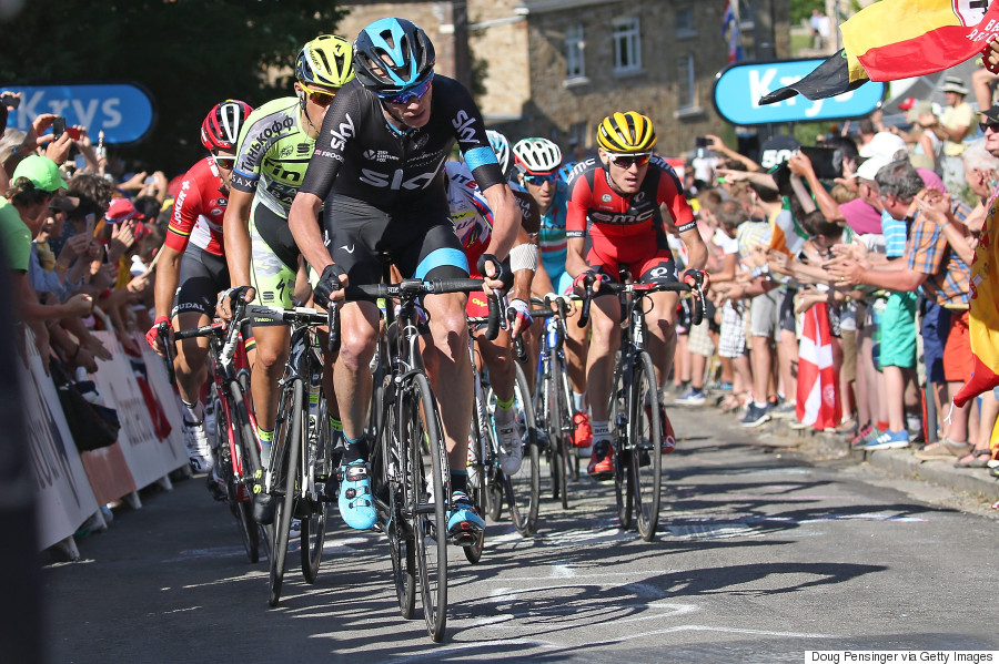 chris froome tour de france 2015