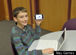 A 14-Year-Old Built The No. 1 iPhone Game