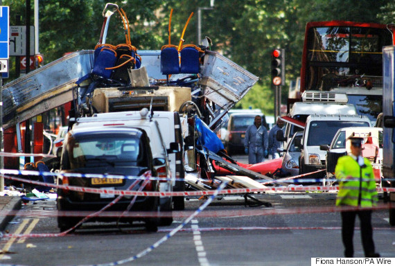 2005 bomb london bus