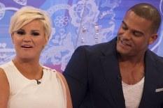 Kerry Katona and George Kay | Pic: ITV