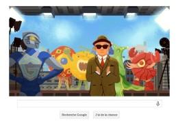 Google crée un mini jeu en l'honneur du créateur de Godzilla (VIDÉO/PHOTOS)