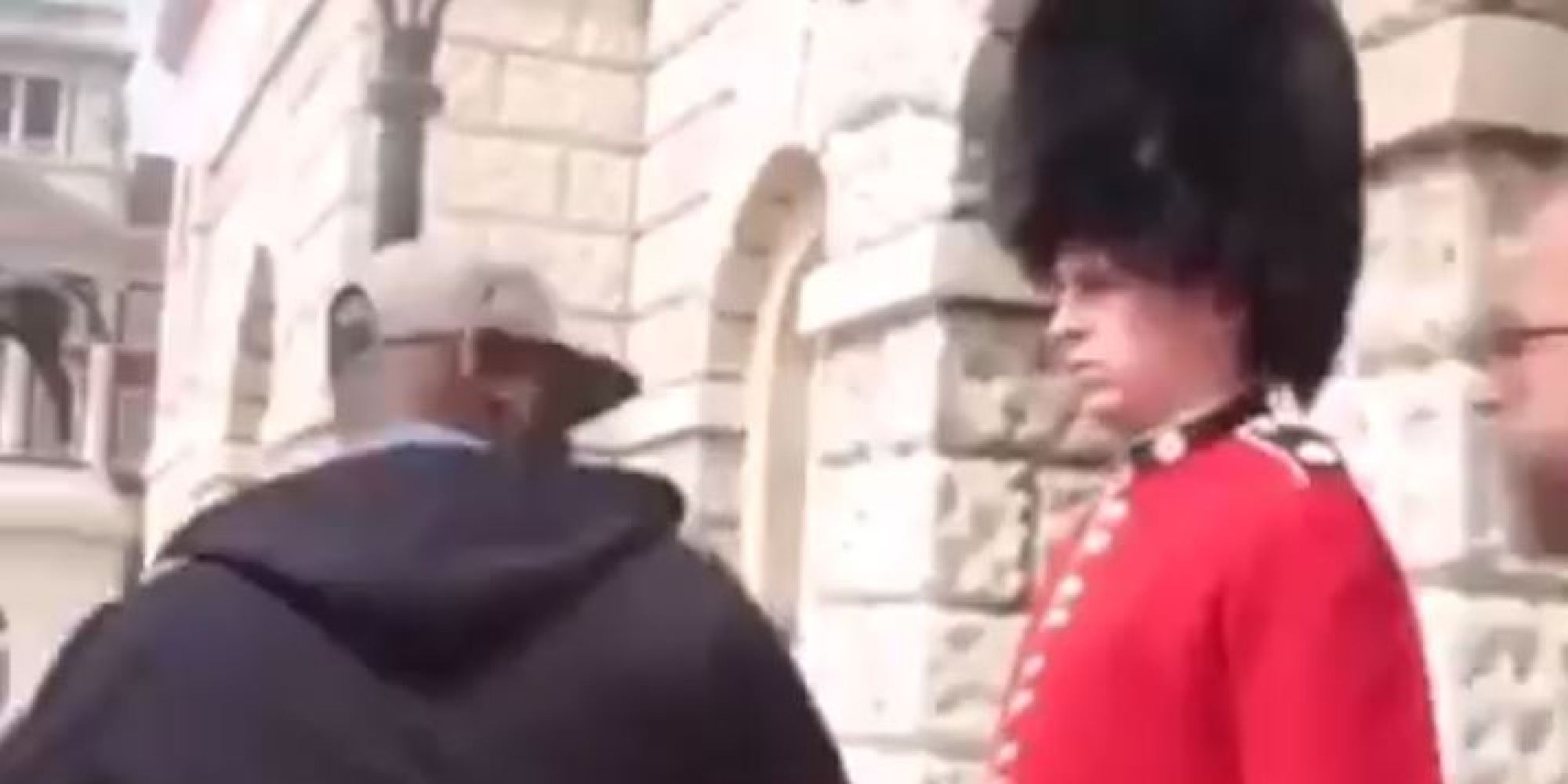 Woman Gets Knocked Out Tourist Gets Knocked Out by '