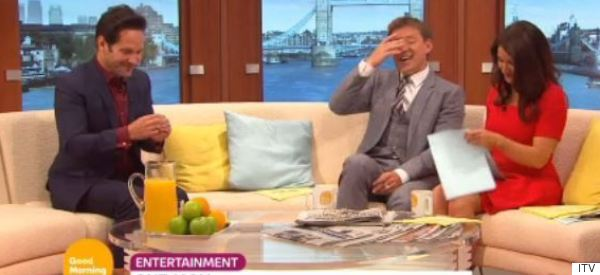 Accidental Innuendo Strikes 'Good Morning Britain' Once Again