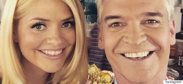 Holly And Phil Stage 'This Morning' Reunion