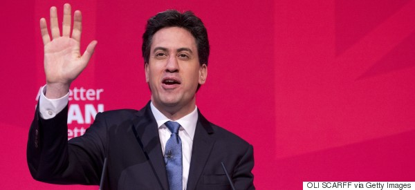 Ed Miliband Even Surprised Himself With His Pro-SNP Position On EVEL
