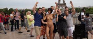 MILO MOIRE SELFIE PARIS
