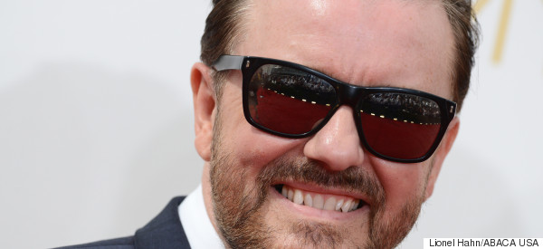 Ricky Gervais Goes On An Epic Twitter Rant Against 'Dog Torture Festival'