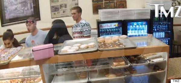 Ariana Grande Faces Backlash Over Doughnut-Licking