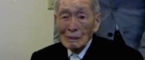WORLDS OLDEST MAN DIES