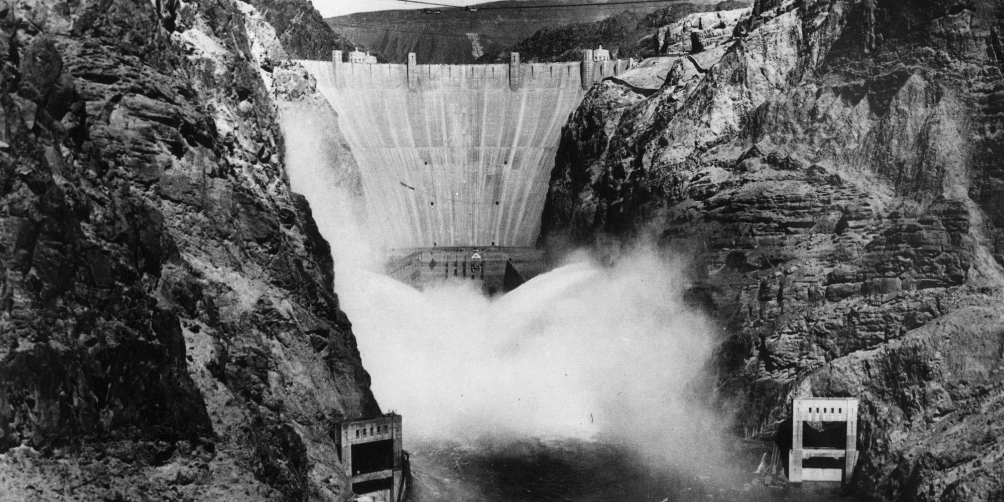 Incredible photos tell the story of the hoover dam huffpost for Best old pictures
