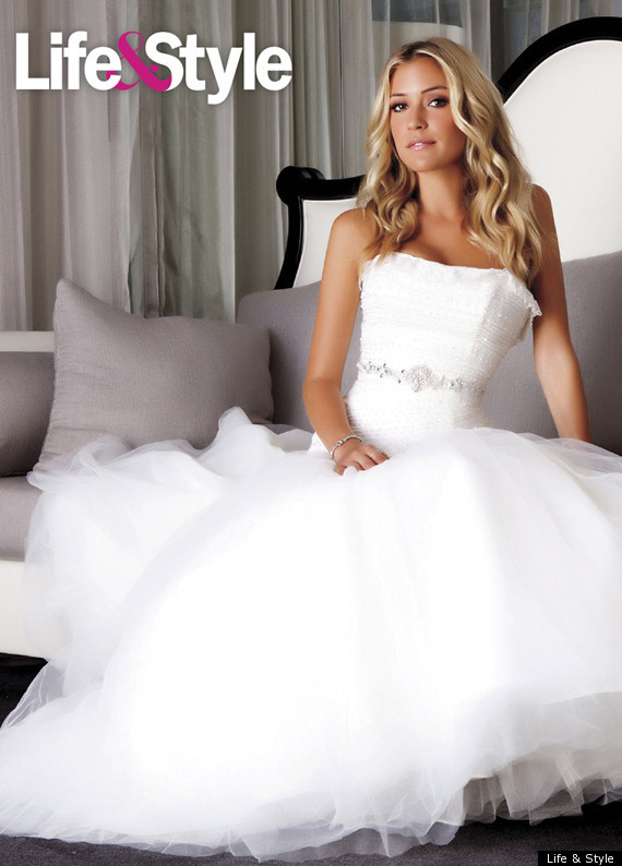 Kristin Cavallari Poses In Wedding Gowns Days Before Engagement Was Called Off PHOTOS