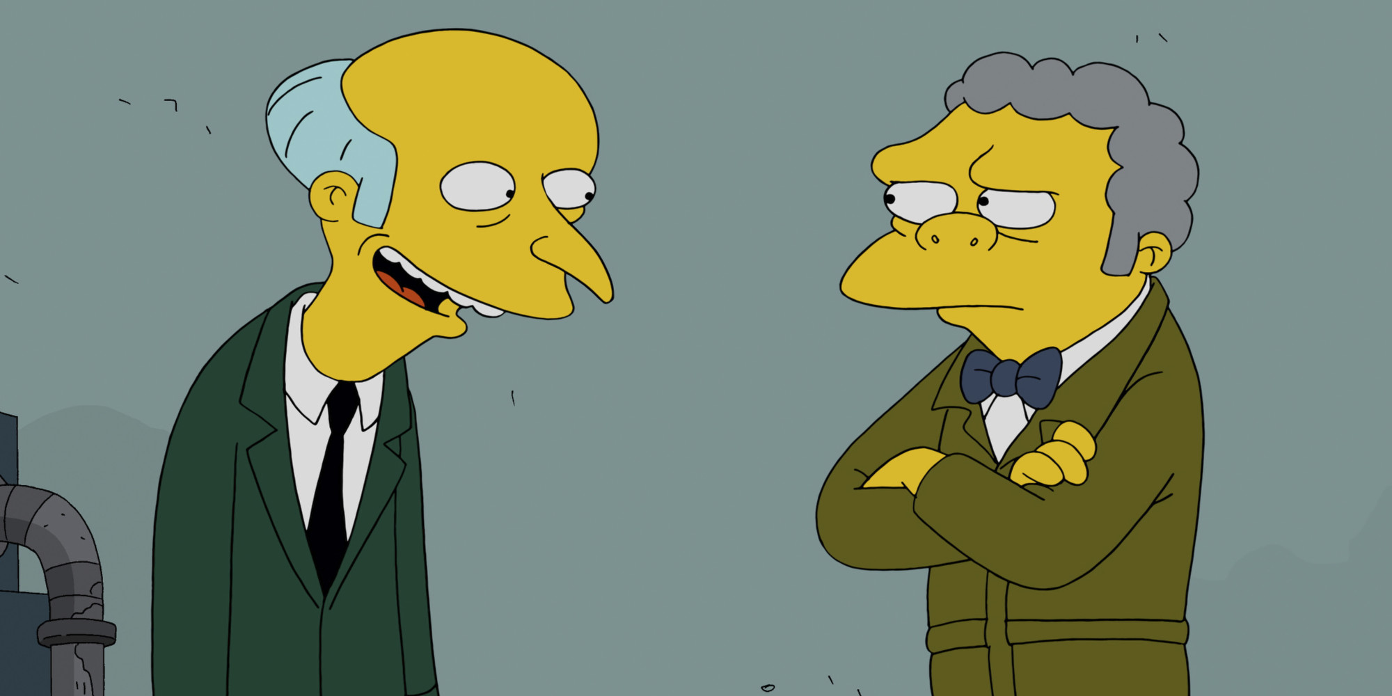 Harry Shearer, Voice Of Mr. Burns, Ned Flanders And Others ...  Harry Shearer Simpsons