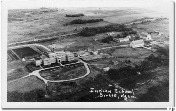 birtle residential school