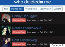 Who Deleted Me? Fiendish App Tracks The Facebook Friends Who Dumped You