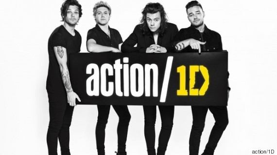 one direction action 1d