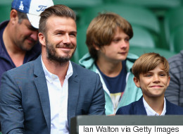 David And Romeo Enjoy Father-Son Bonding In Style