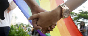 Lgbt Hold Hands