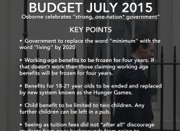 Budget 2015: Key Points
