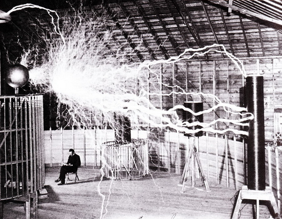 Nikola Tesla Fell In Love With A Pigeon--And Six More Freaky Facts