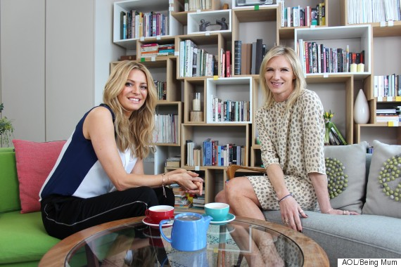 jo whiley being mum