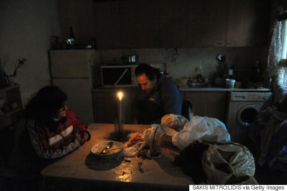 greece power cut