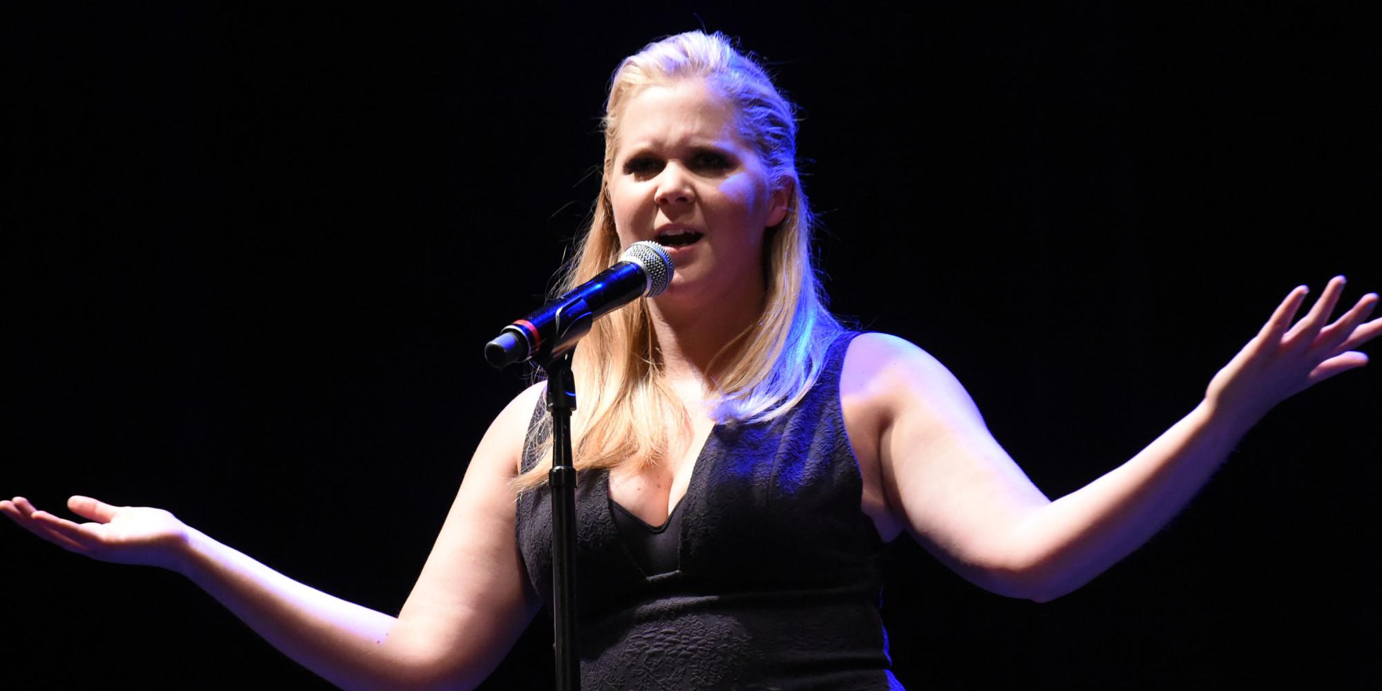 Amy Schumer S Racist Jokes Blamed For Inspiring