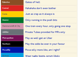 Your Essential Tube Strike Update
