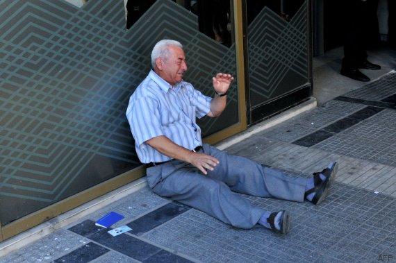jubilado griego